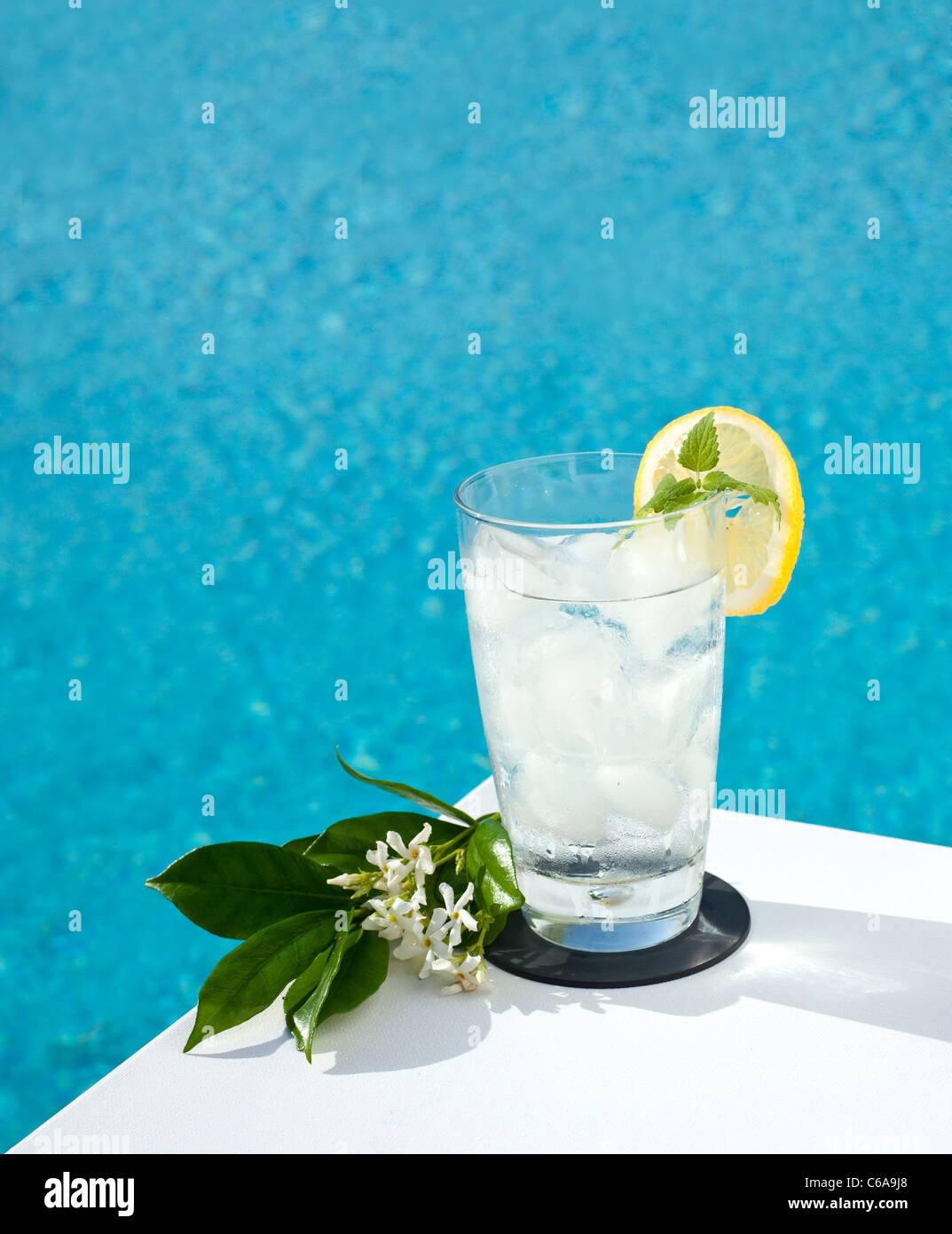 Swimming pool water drink stock photos swimming pool water drink stock images alamy How to make swimming pool water drinkable
