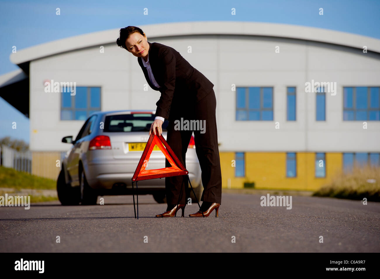 Red Triangle Stock Photos & Red Triangle Stock Images - Alamy