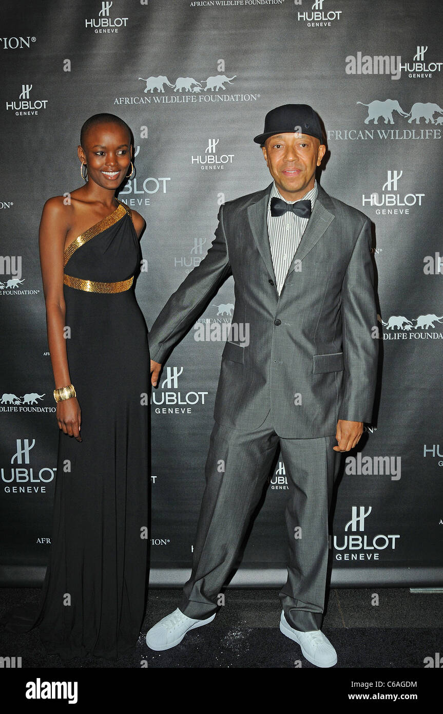 Flaviana matata dating russell simmons