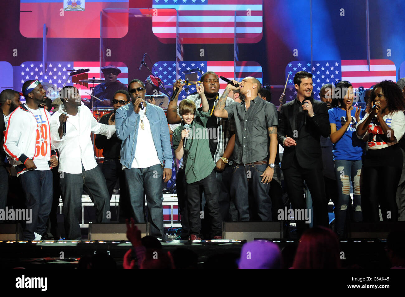 Bet Sos Saving Ourselves Help For Haiti Benefit Concert