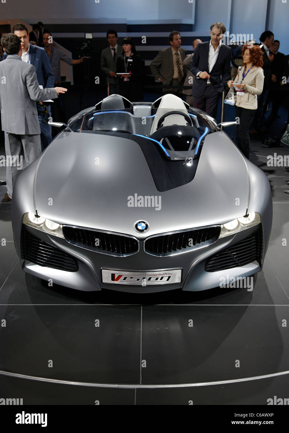 BMW Vision Connected Drive concept car, auto show, International ...