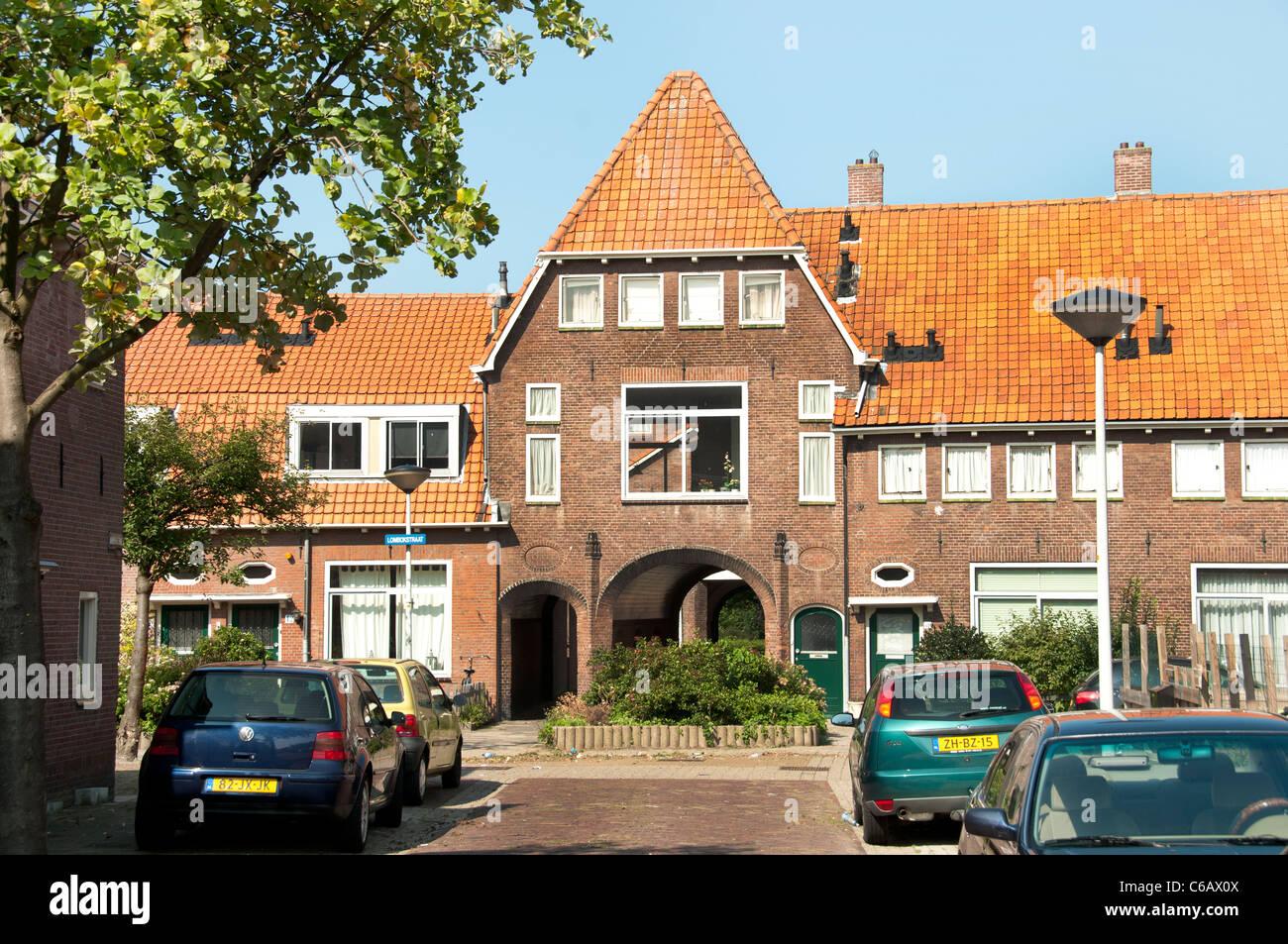 De Kooi Leiden Noord Netherlands Leiden - Stock Image