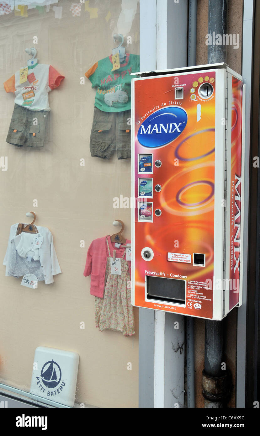 Condom Vending Machine Next Baby Luxe Store Baby Clothes Stock