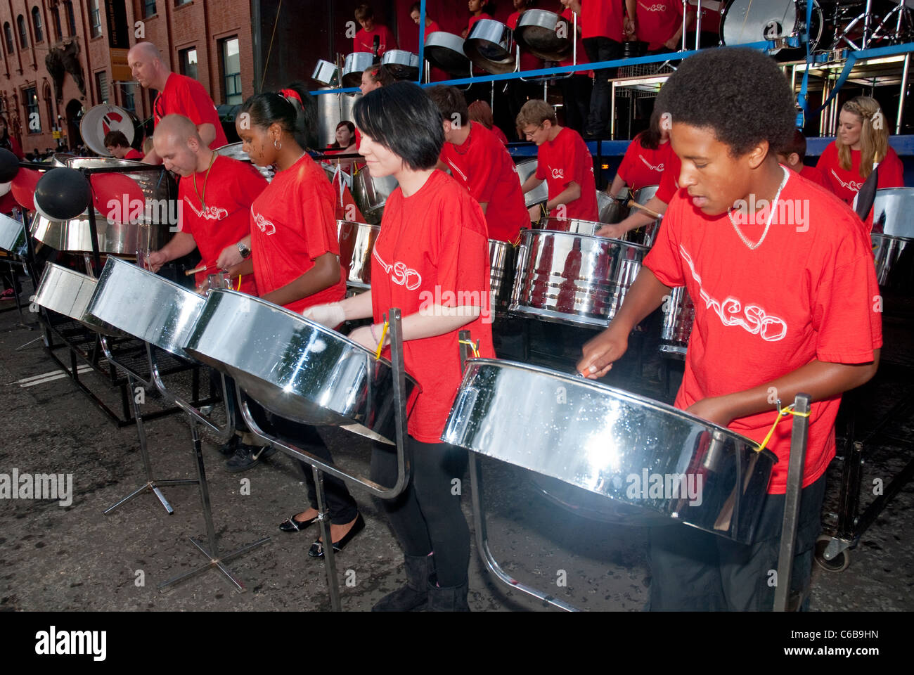 emslie notting august hill panorama and carnival photo london bands compete metronomes featuring horniman national uk stock in steel competition mangrove pleasance park the at