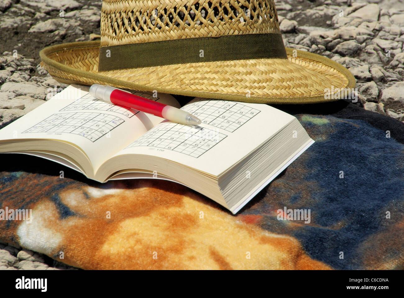 Sudoku 03 - Stock Image