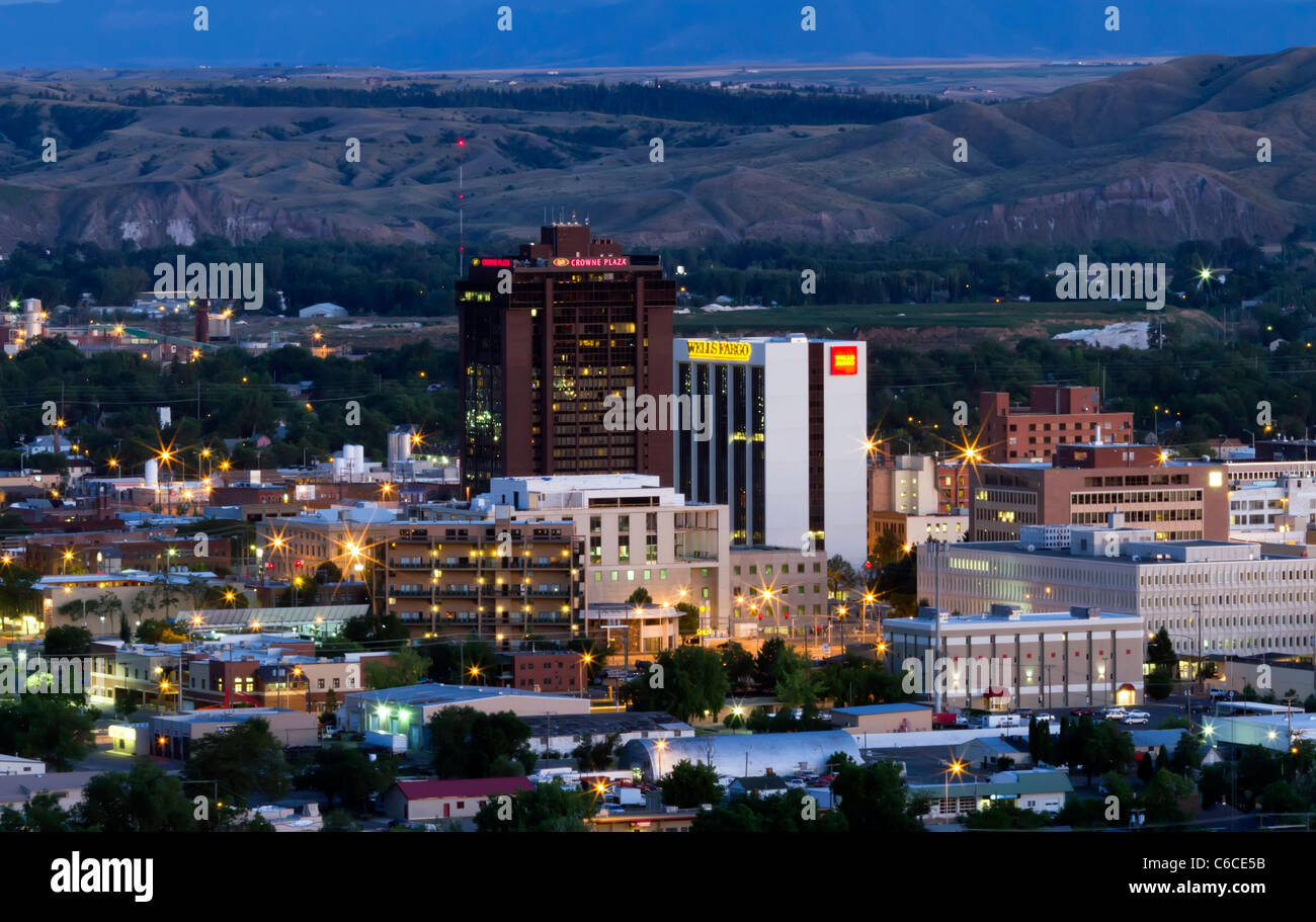 What time is in billings montana