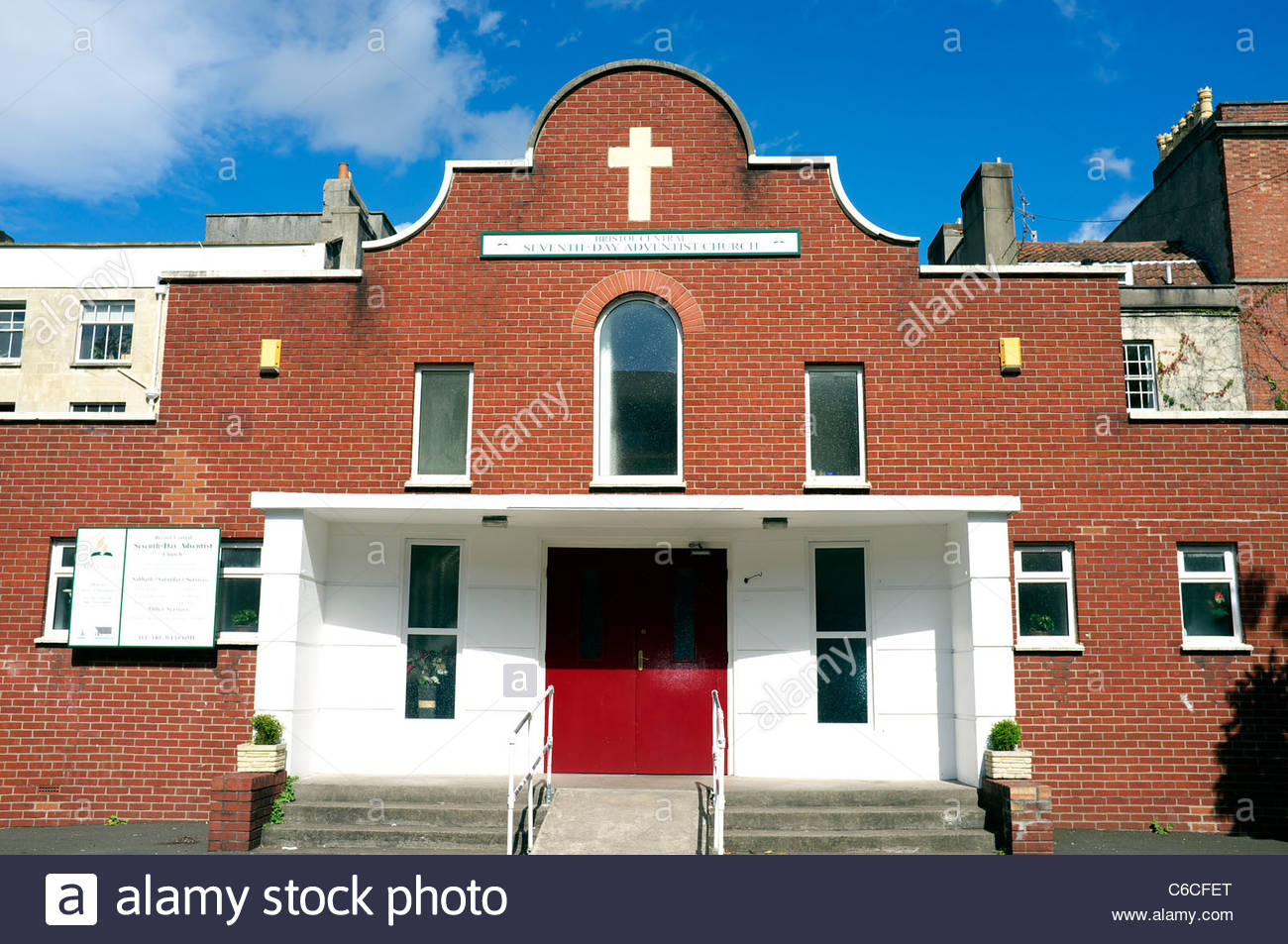 Bristol Central Seventh Day Adventist Church, UK Stock Photo