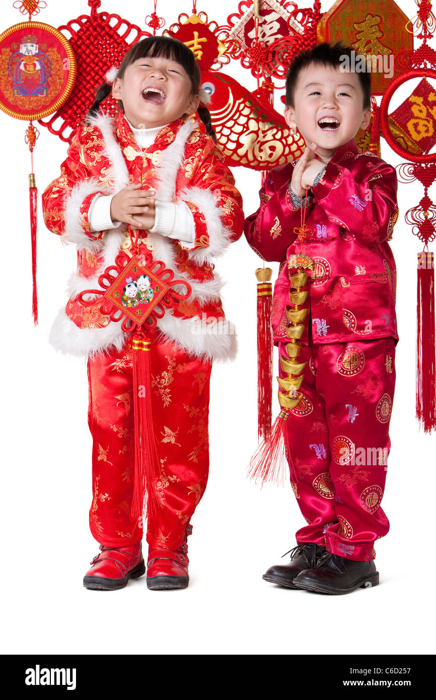 4806d8a34 Chinese Traditional Costume Cut Out Stock Photos & Chinese ...