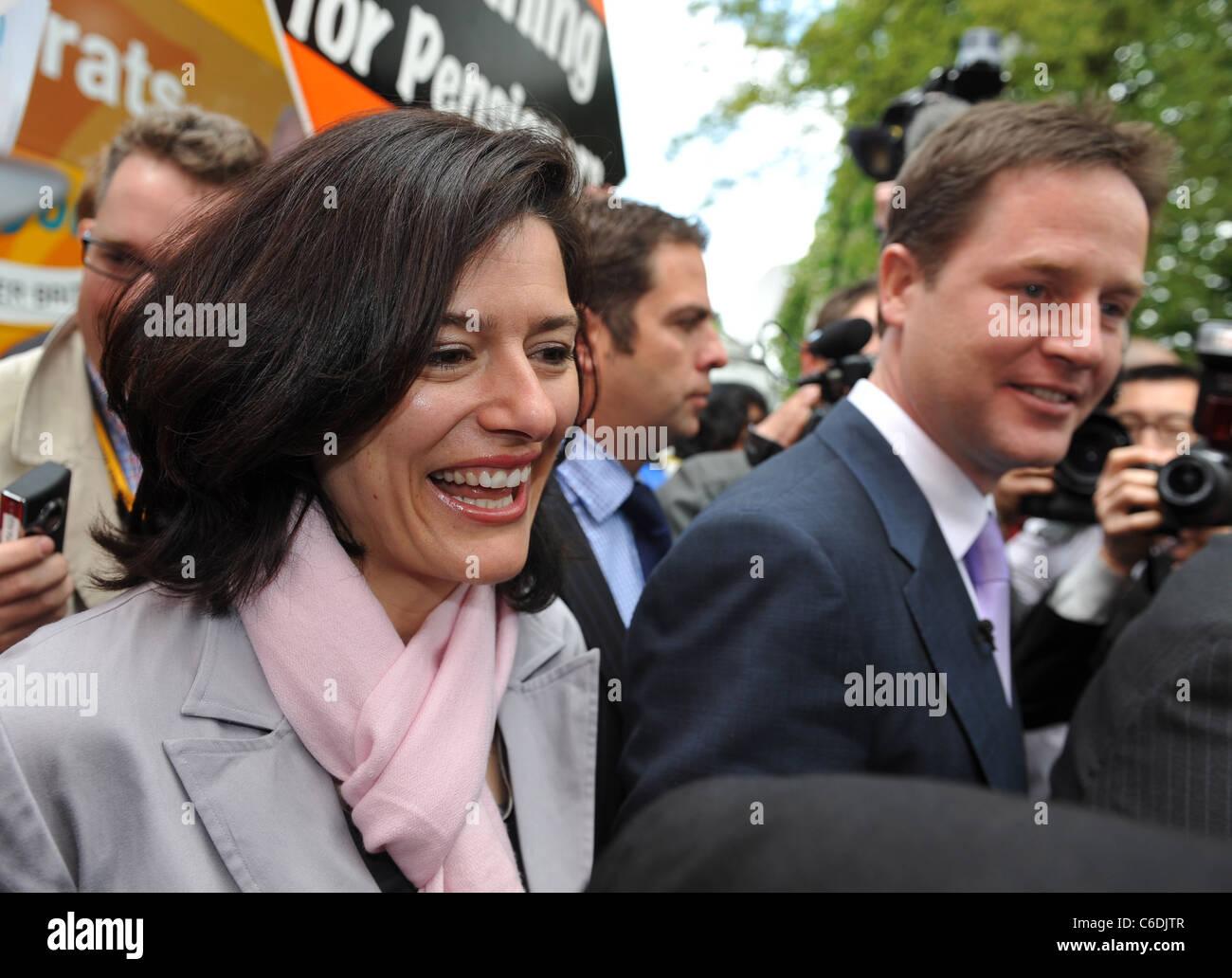 picture Why Miriam Gonzalez Durantez, Nick Clegg's Wife, Is Accusing British Airways Of Sexism