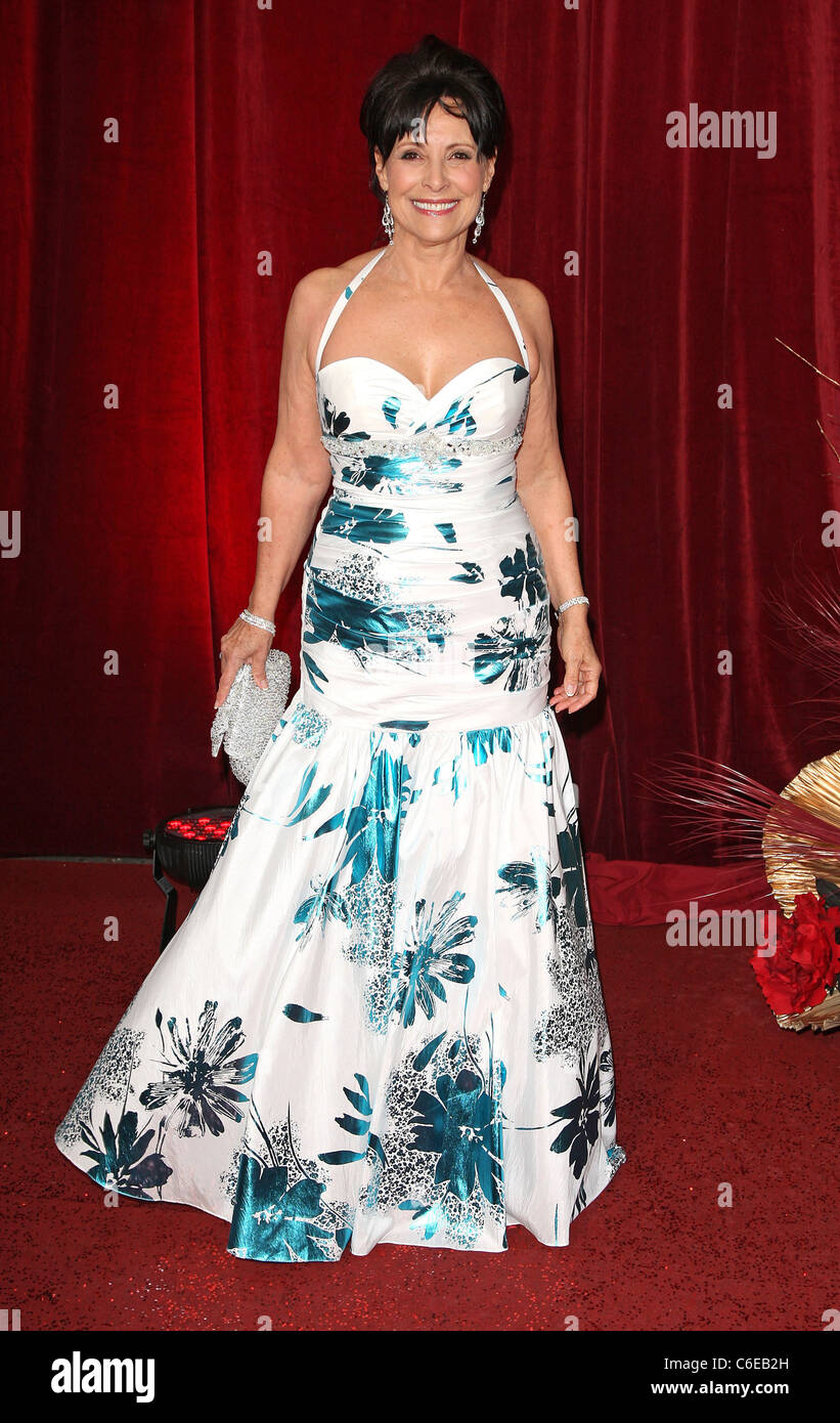 Actress Diane Keen attends the British Soap Awards at The