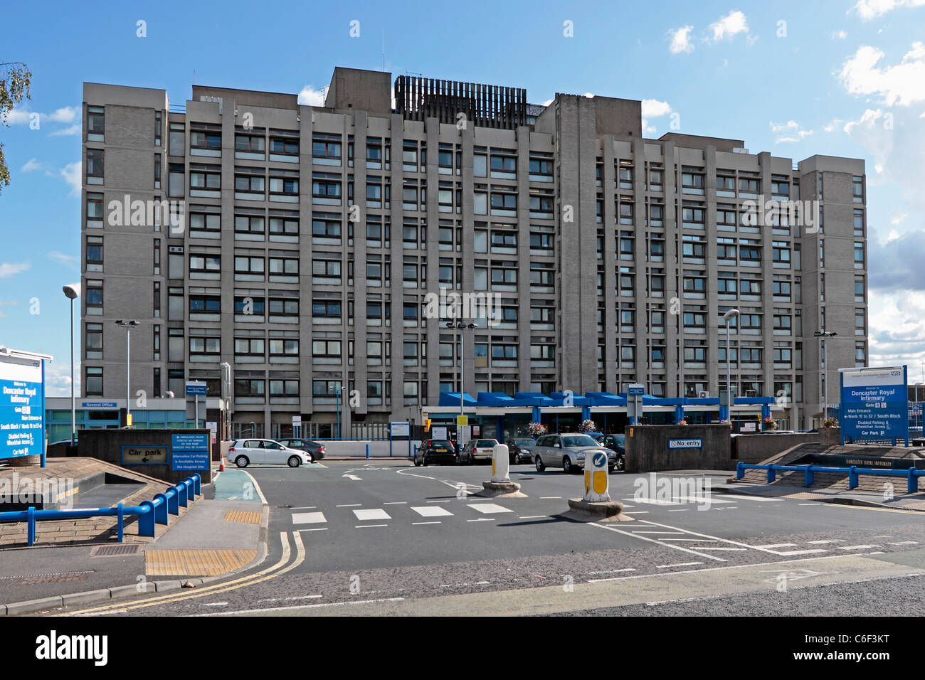 Royal Hospital Car Park