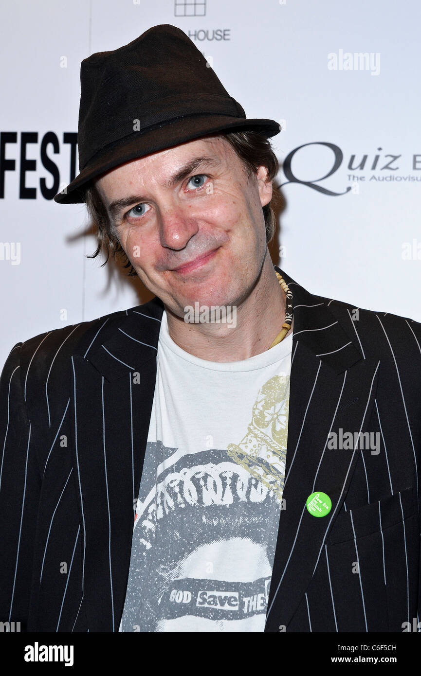 Jonathan Hansler  attend the World Premiere of The Devils Business at the Film 4 Frightfest, The Empire Leicester Stock Photo