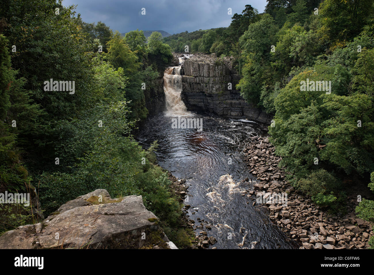 High Force - Stock Image