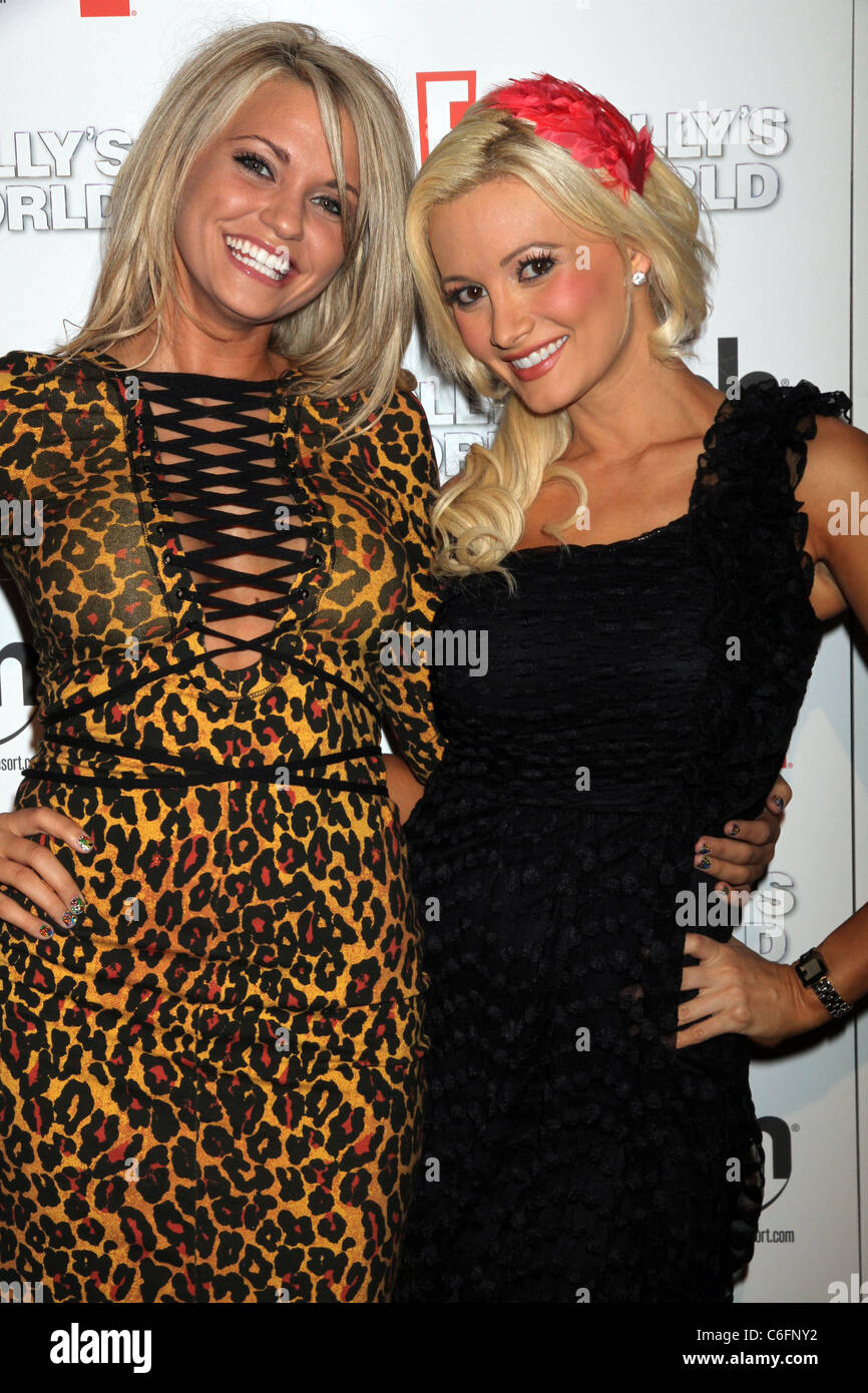 Angel From Holly's World angel porrino and holly madison holly madison and the cast