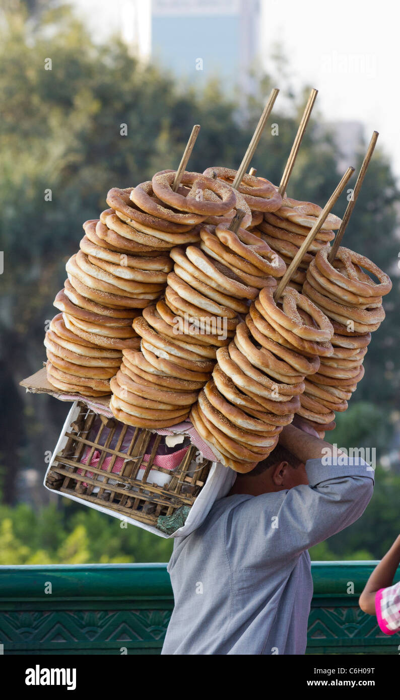 Must see Egyptian Eid Al-Fitr Food - bread-seller-celebration-of-the-eid-al-fitr-marking-the-end-of-ramadan-C6H09T  Perfect Image Reference_381069 .jpg