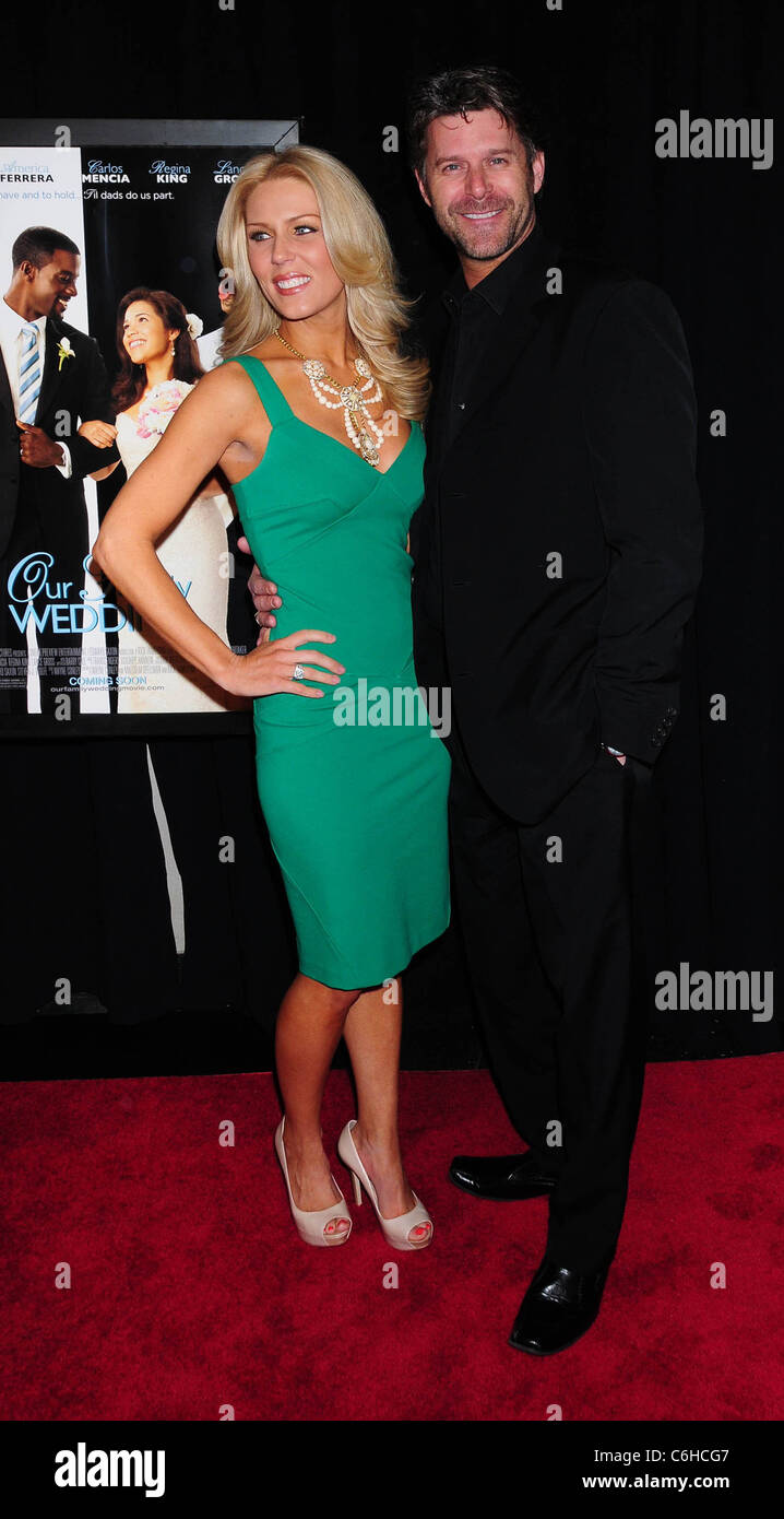 Our Family Wedding.Gretchen Rossi And Guest Premiere Of Our Family Wedding At Amc