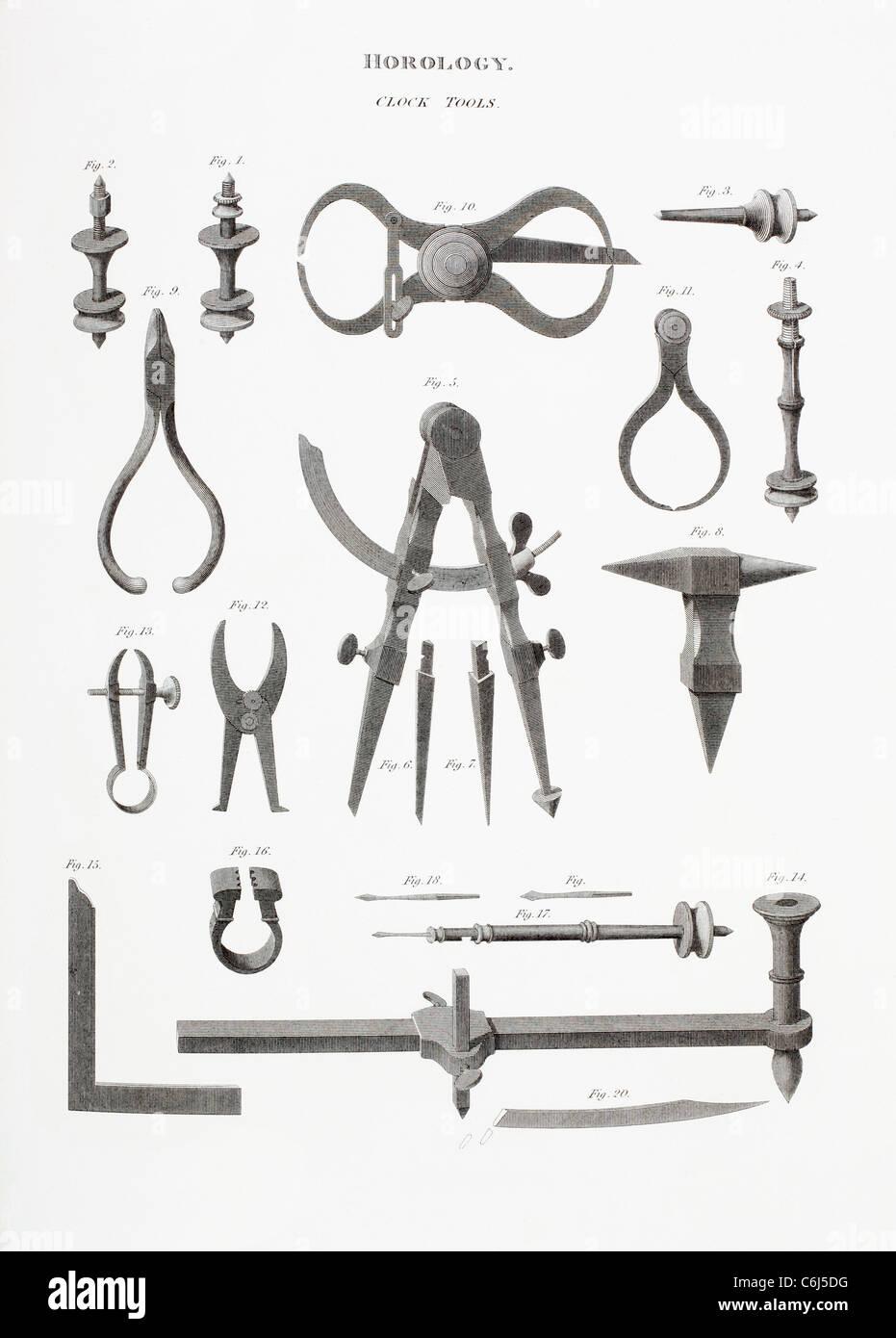 19th Century Tools Stock Photos & 19th Century Tools Stock