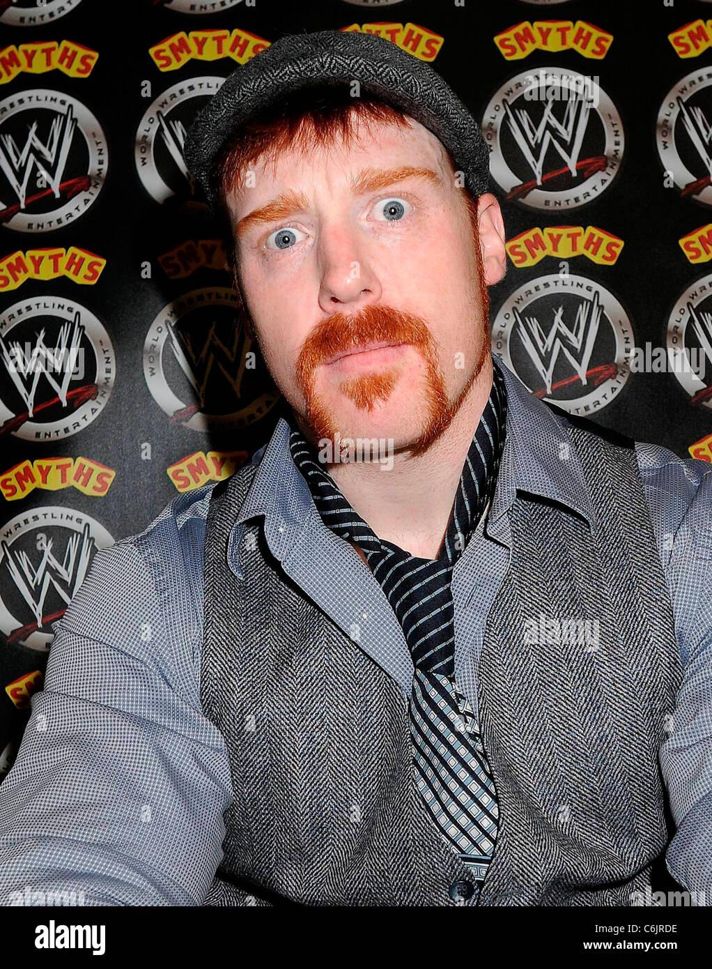 Wwe Wrestler Sheamus Toy Store Stock Photos Wwe Wrestler Sheamus