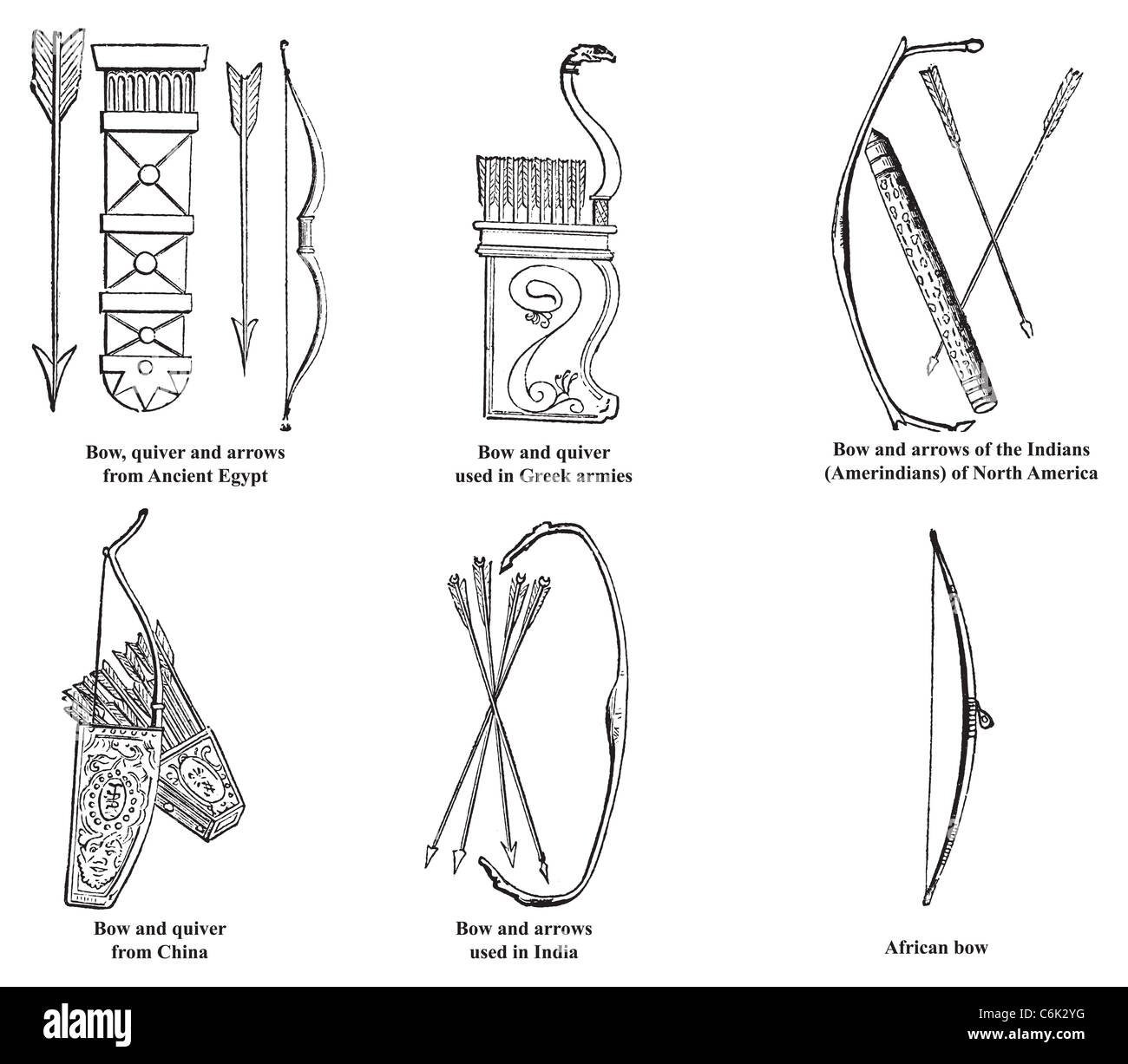 Diagrams Of A Greek Bow And Arrow - DIY Enthusiasts Wiring Diagrams •
