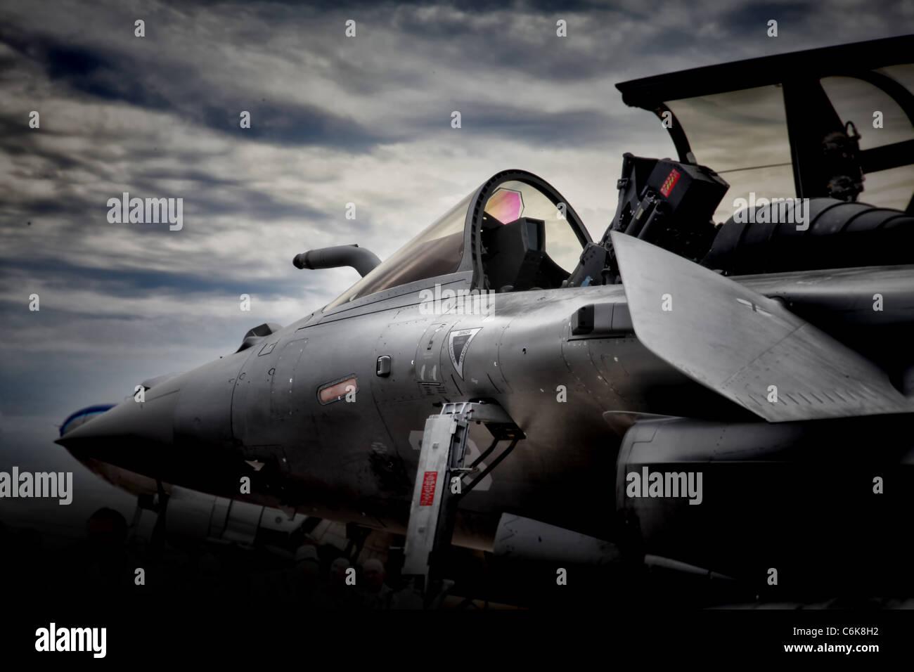 Dassault Rafale Fighter Jet Stock Photo 38532510 Alamy