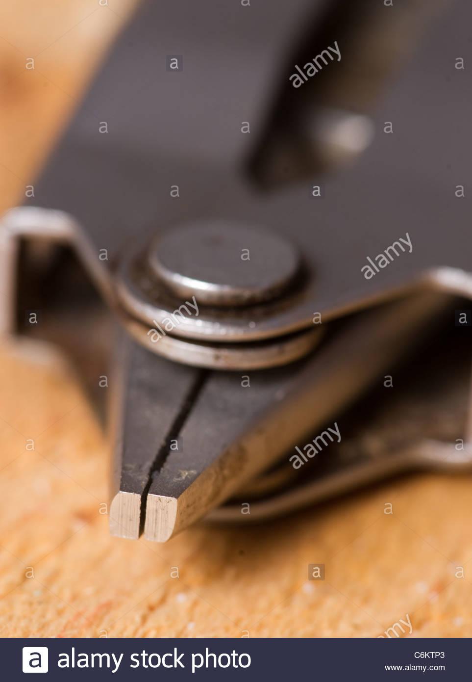 Pliers multitool - Stock Image