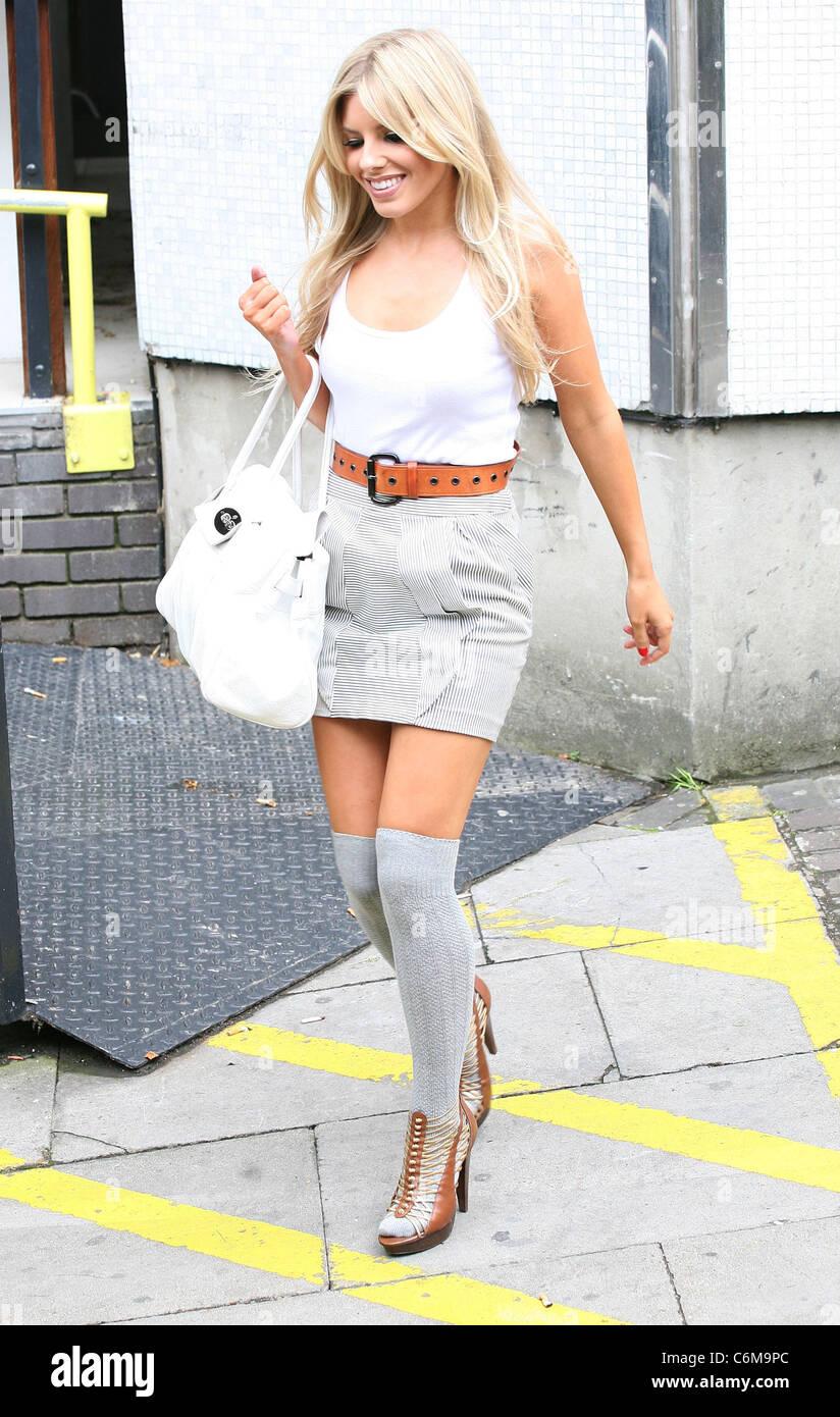 mollie king the saturdays leaving the itv studios london england