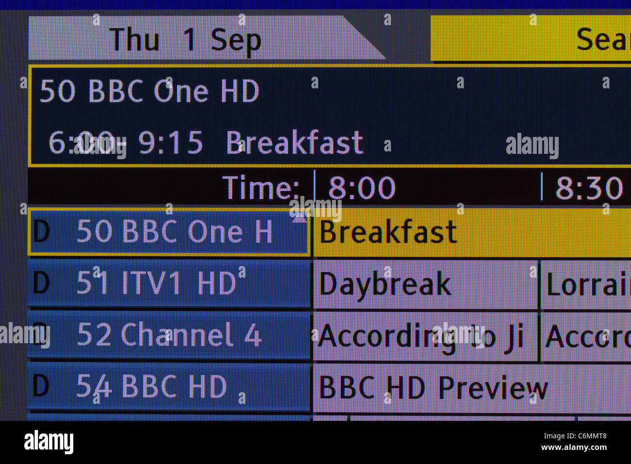 4k and the channel guide conundrum | n22 blog.