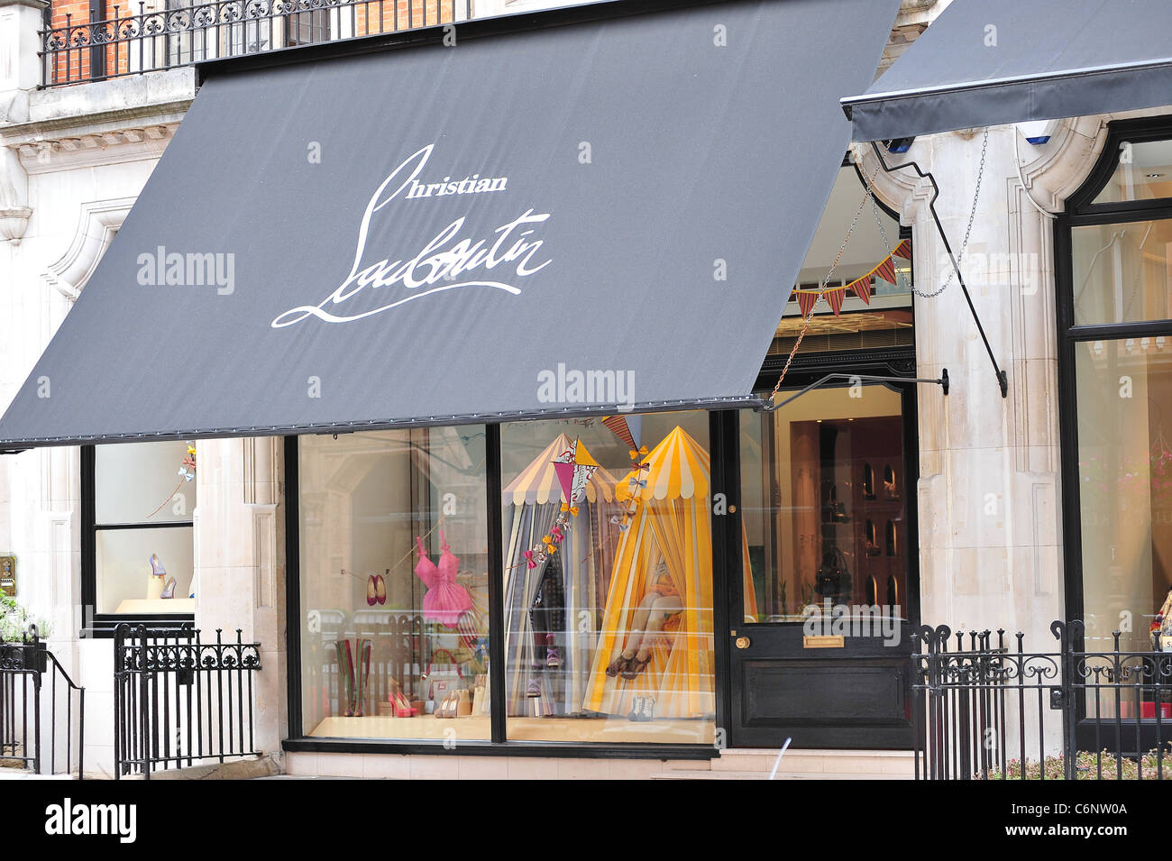 louboutin shop london