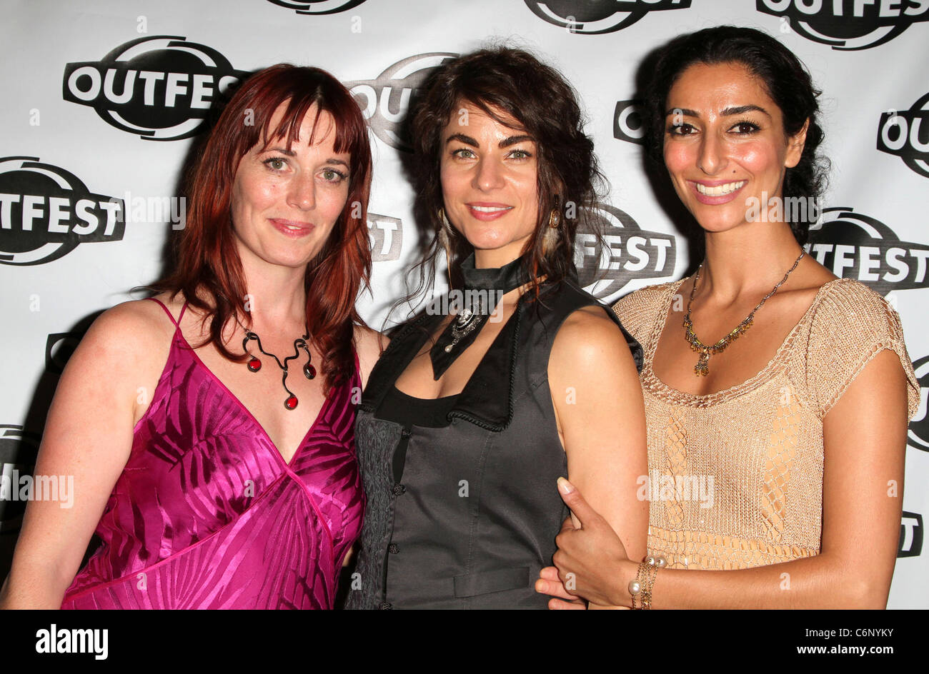 mary wells traci dinwiddie and necar zadegan the los