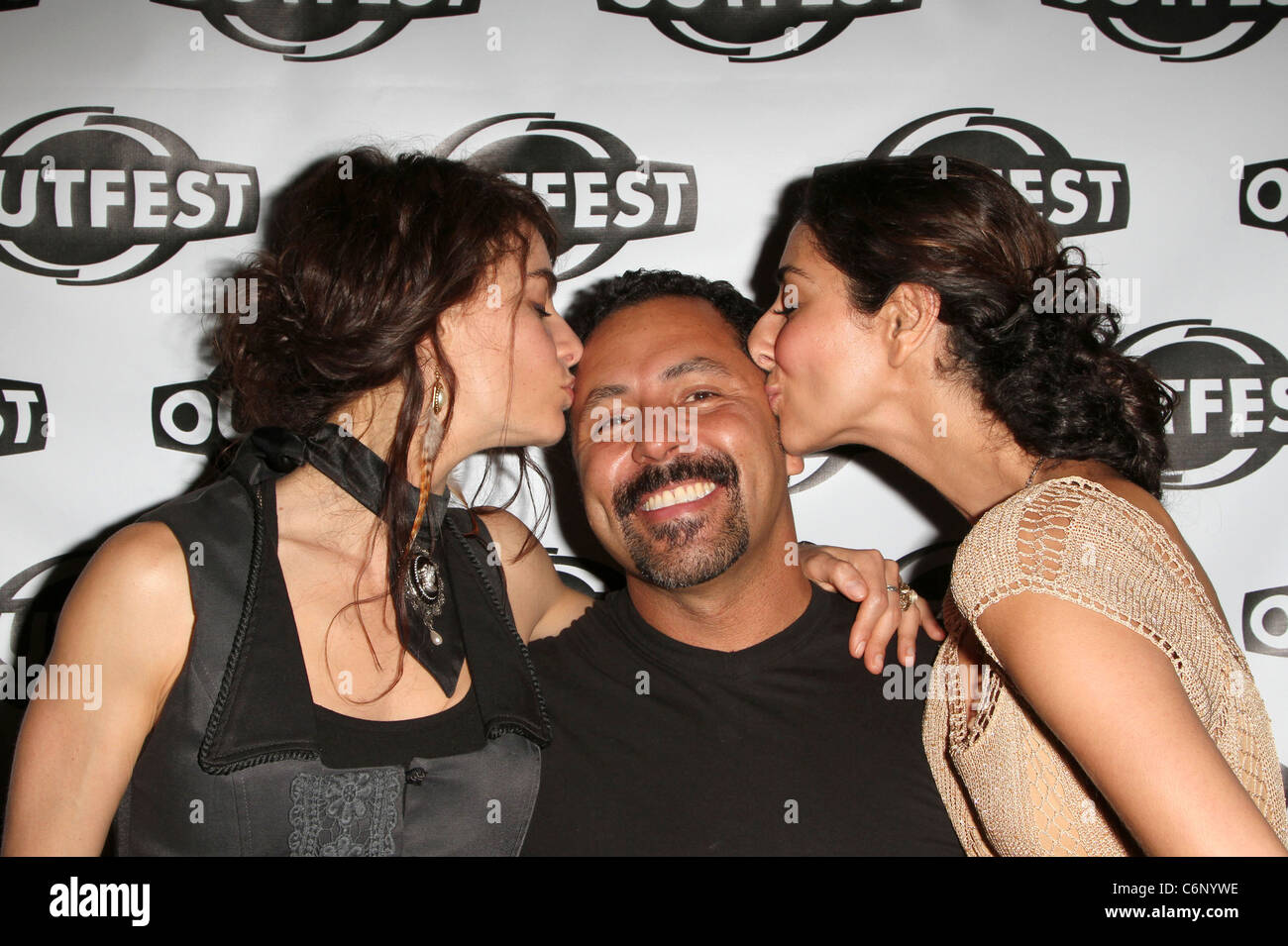 traci dinwiddie necar zadegan and guest the los angeles
