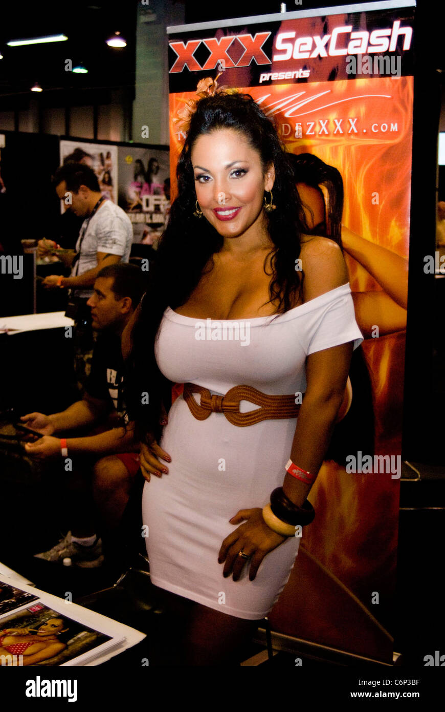 Nina mercedez hosts 'red, white and boobs' party in celebration of.