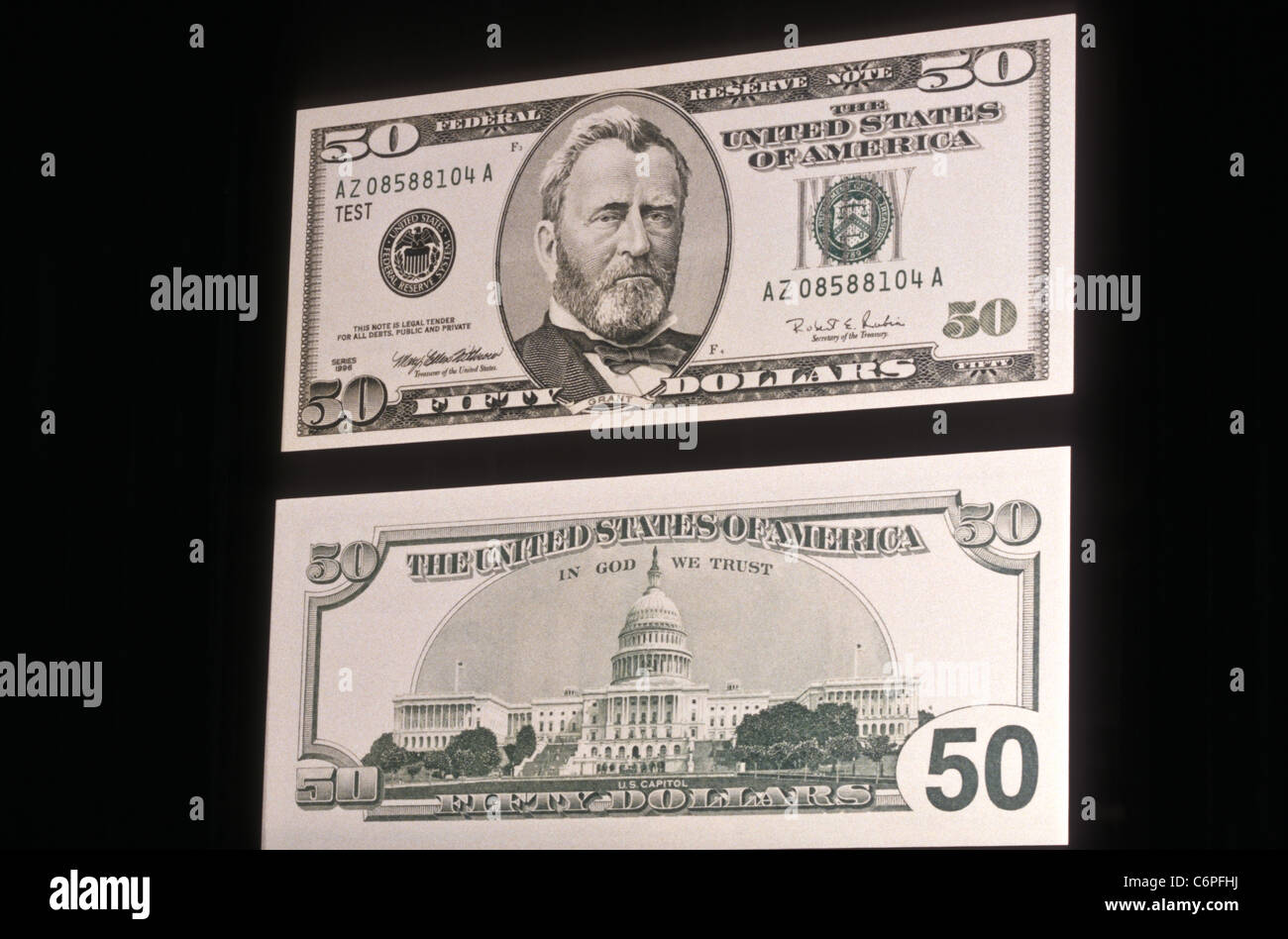 f51d2287340d The new US  50 dollar bill unveiled June 12