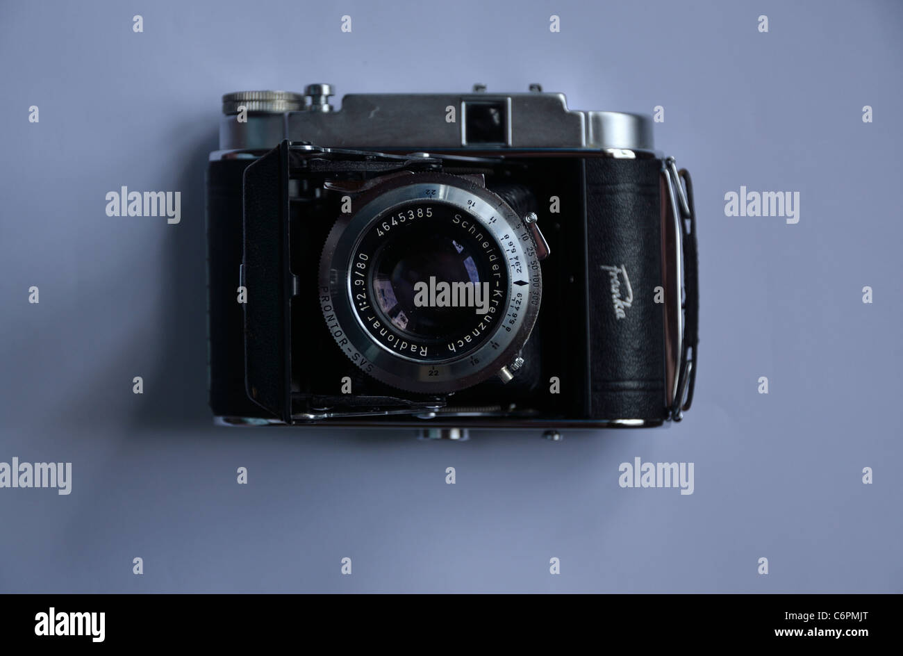 Vintage camera - Stock Image