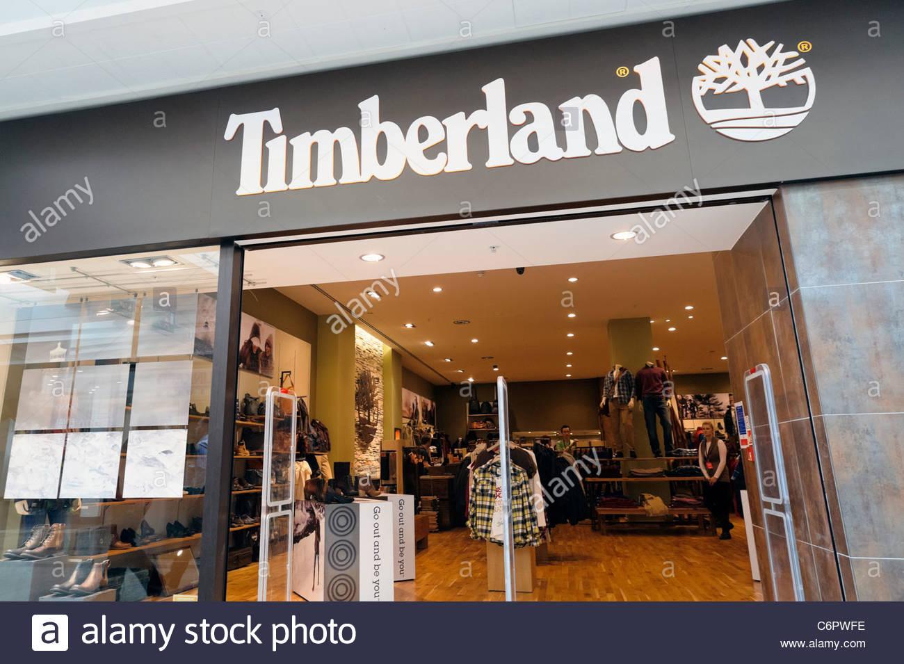 watch best place detailing Timberland store at Cribbs Causeway shopping mall, Bristol ...