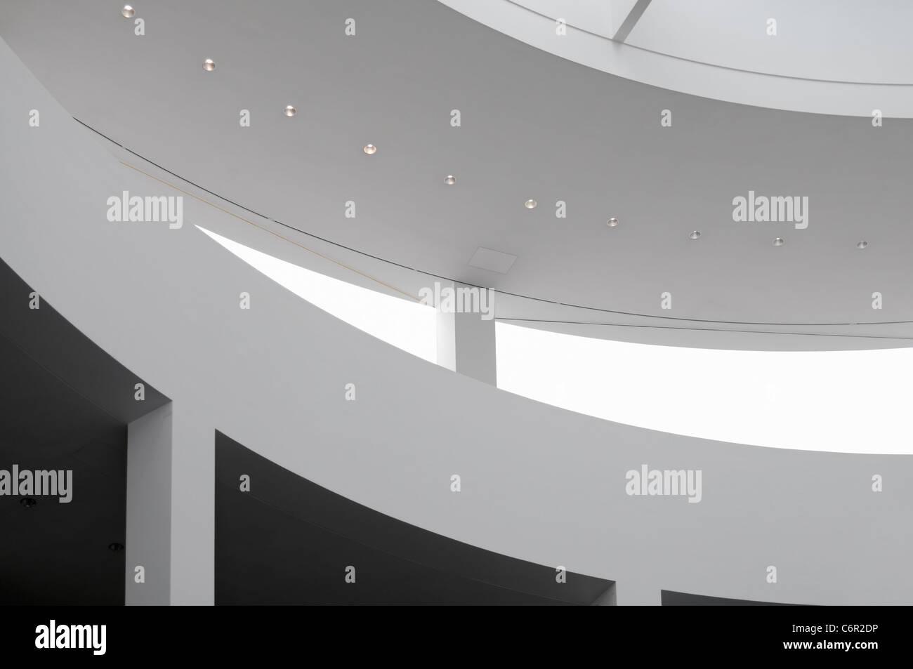 Modern architecture - Stock Image