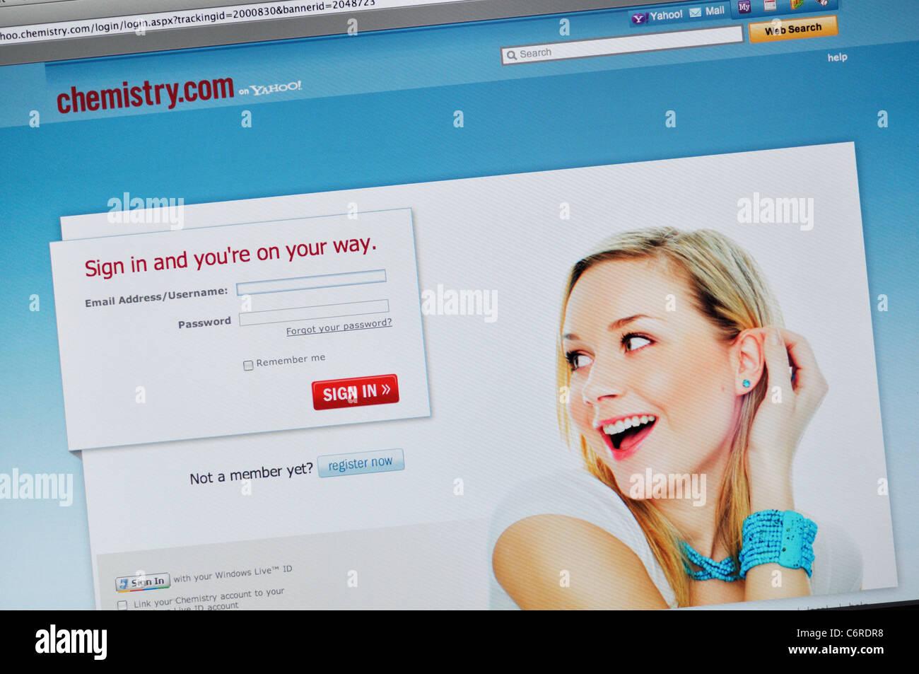 chemistry online dating