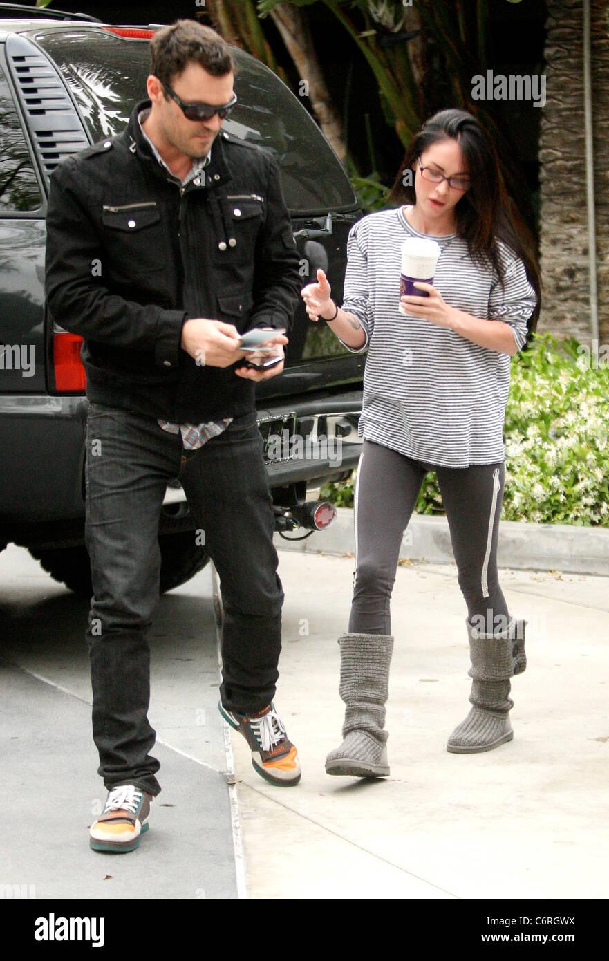 Brian Austin groene Megan Fox dating Ariana Grande dating vent uit de gezochte
