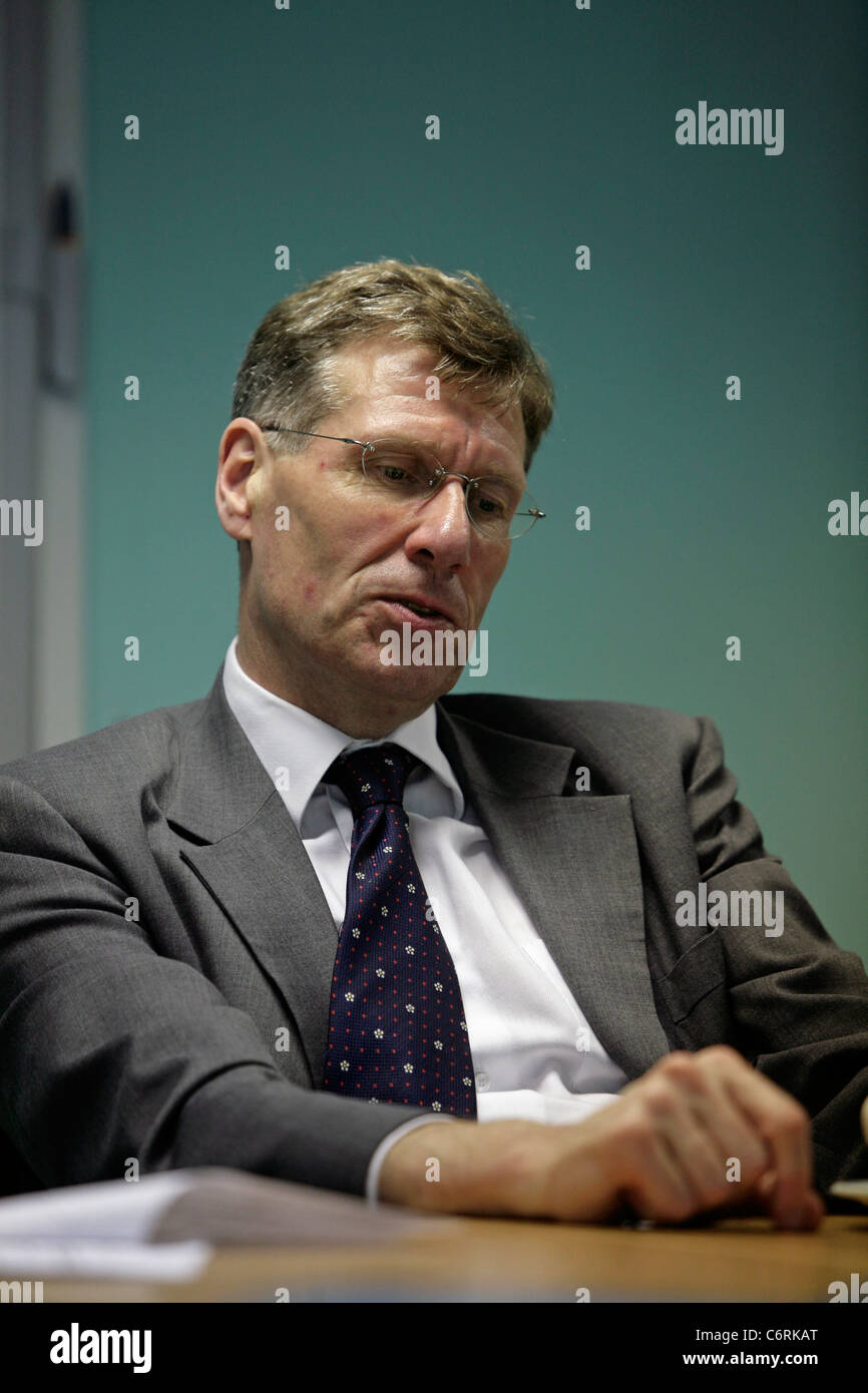 Kenny MacAskill MSP Cabinet Secretary for Justice, Scottish Government  - Stock Image