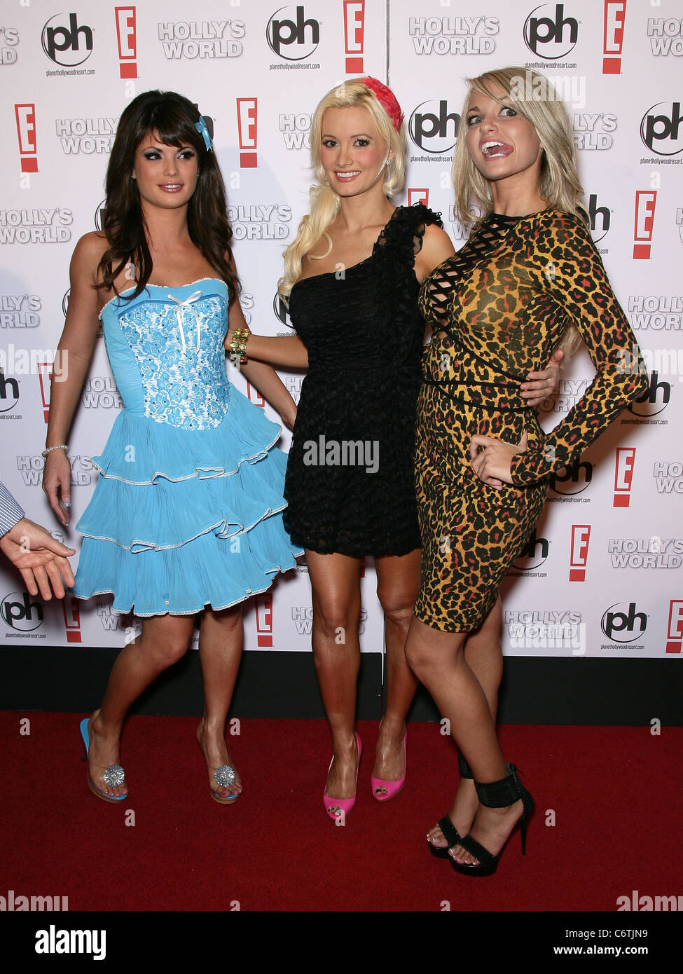 Angel From Holly's World laura croft, holly madison and angel porrino holly madison