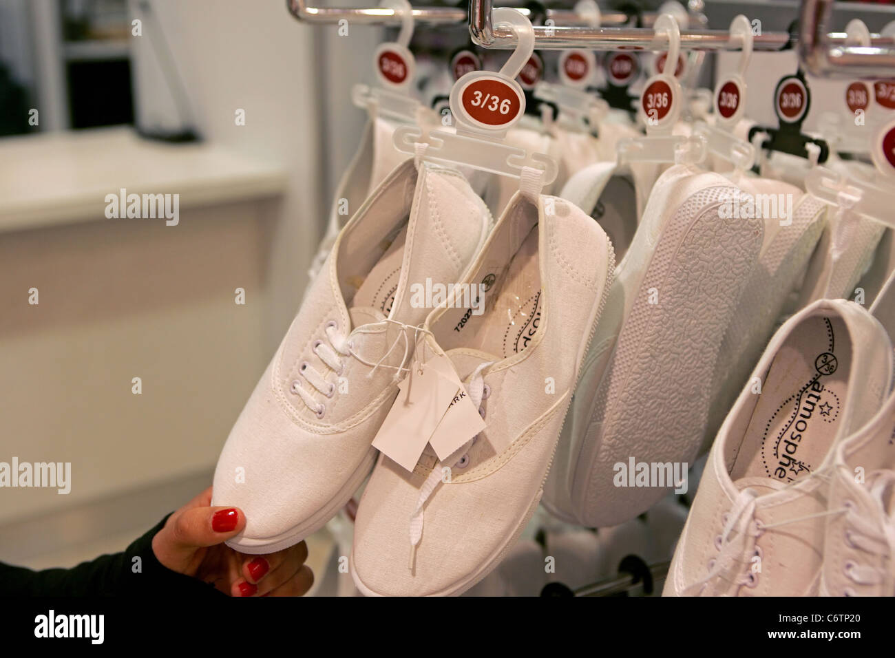 Primark Shoes High Resolution Stock
