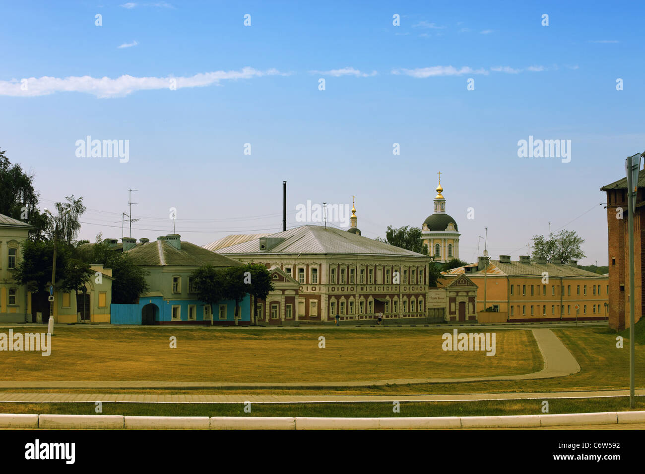 Kolomna, Russia Stock Photo
