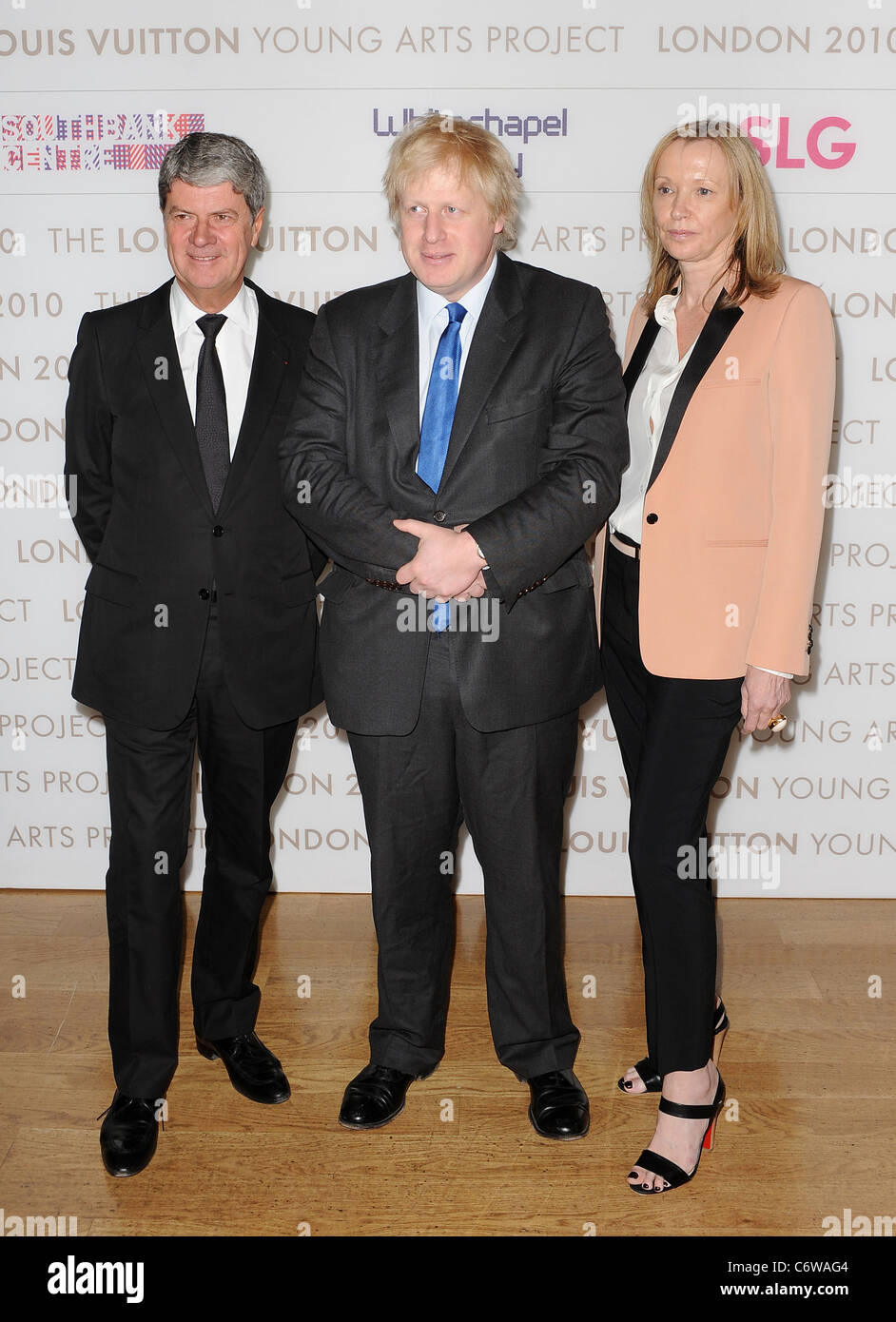515c447a680 Yves carcelle - chairman and CEO Louis Vuitton, Mayor of London ...