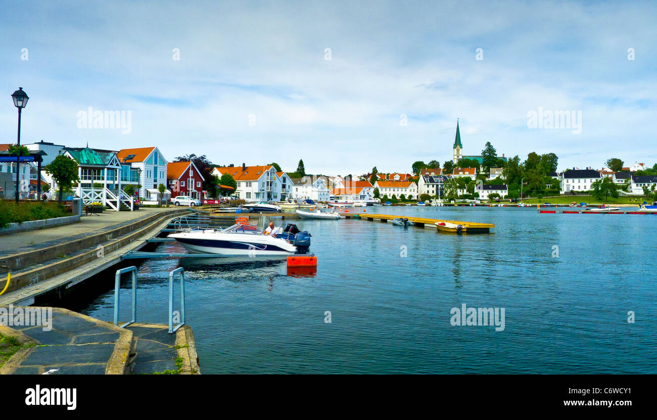 Lillesand, Norway Stock Photo: 38667637 - Alamy