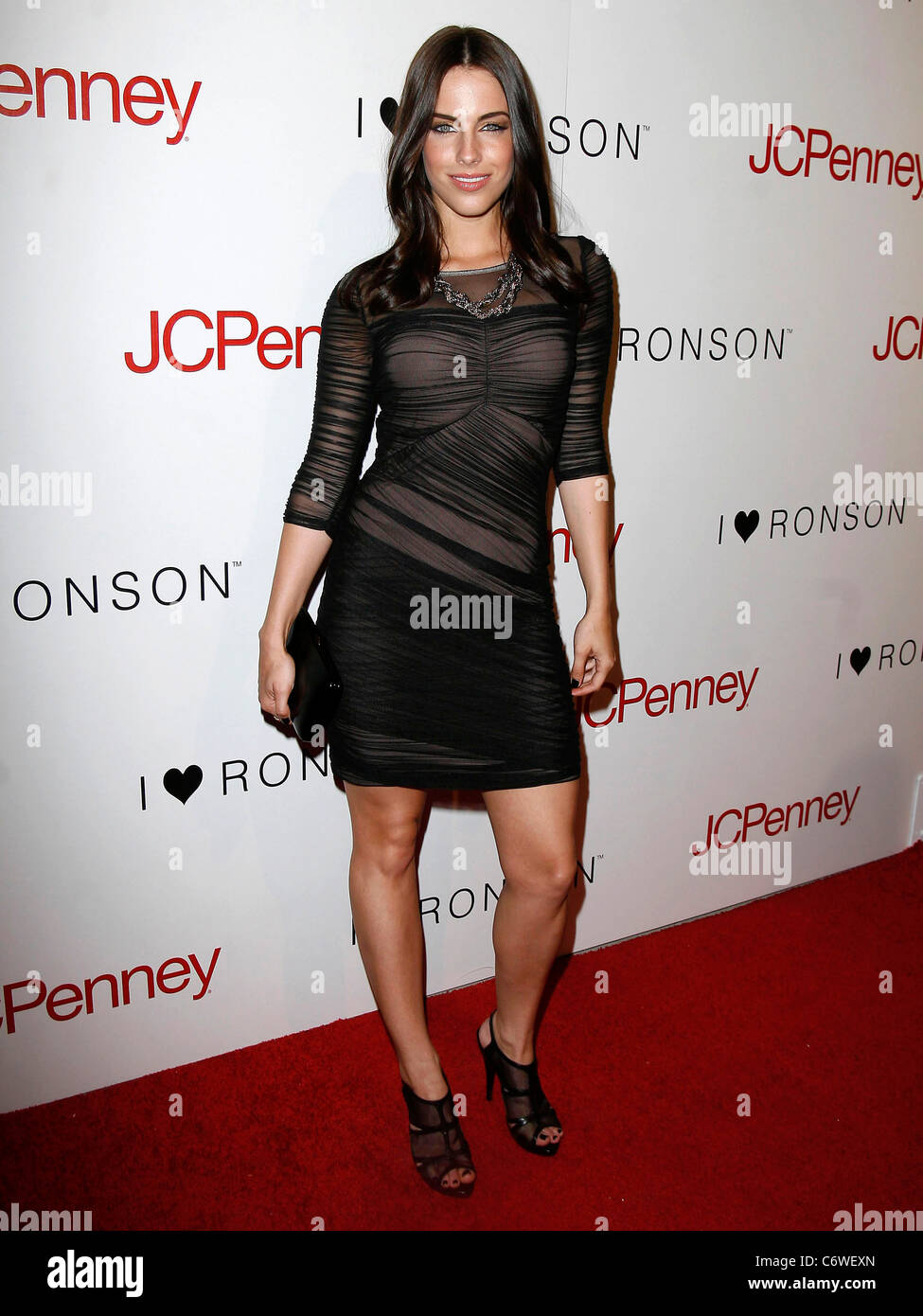 Jessica Lowndes Charlotte Ronson And Jcpenney Spring Cocktail Jam At