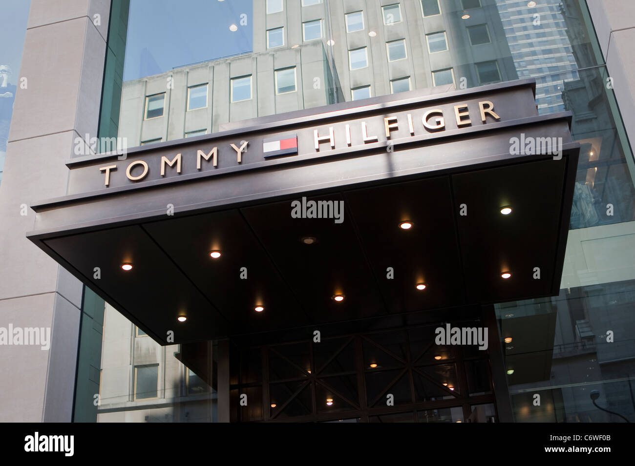 d8a59b253ac2 Fifth Avenue Tommy Hilfiger store is pictured in the New York City borough  of Manhattan