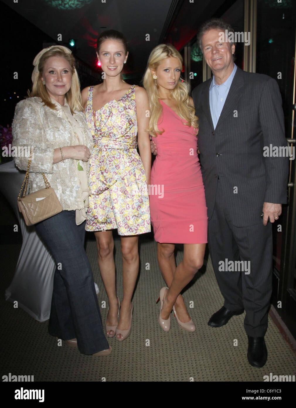 Kathy Hilton, Nicky Hilton, Paris Hilton, Rick Hilton Fashion ...