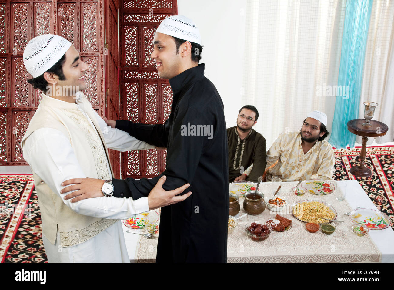 Muslim Cap Stock Photos Muslim Cap Stock Images Alamy