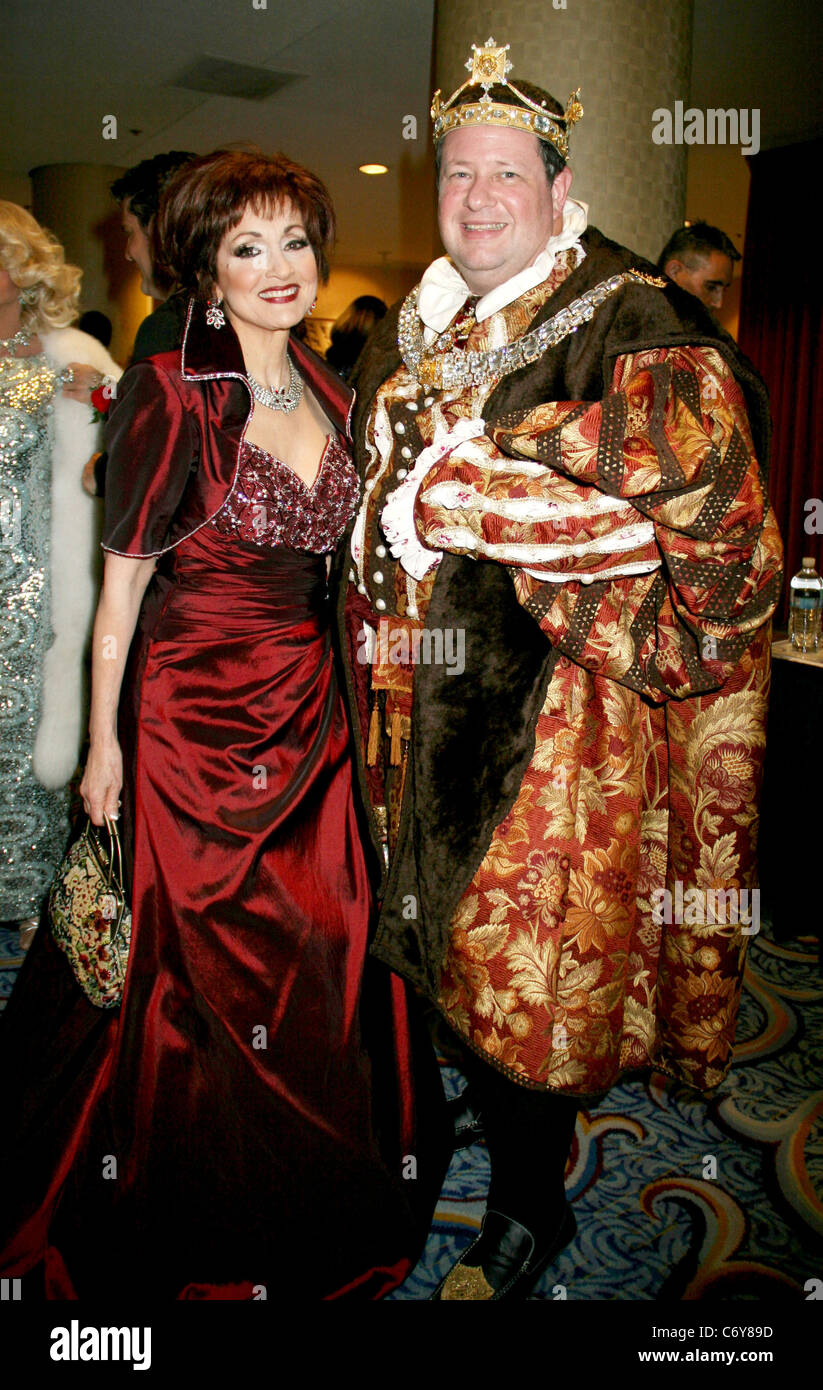 Robin Strasser, left. at the 24th Annual Night of a Thousand Gowns ...