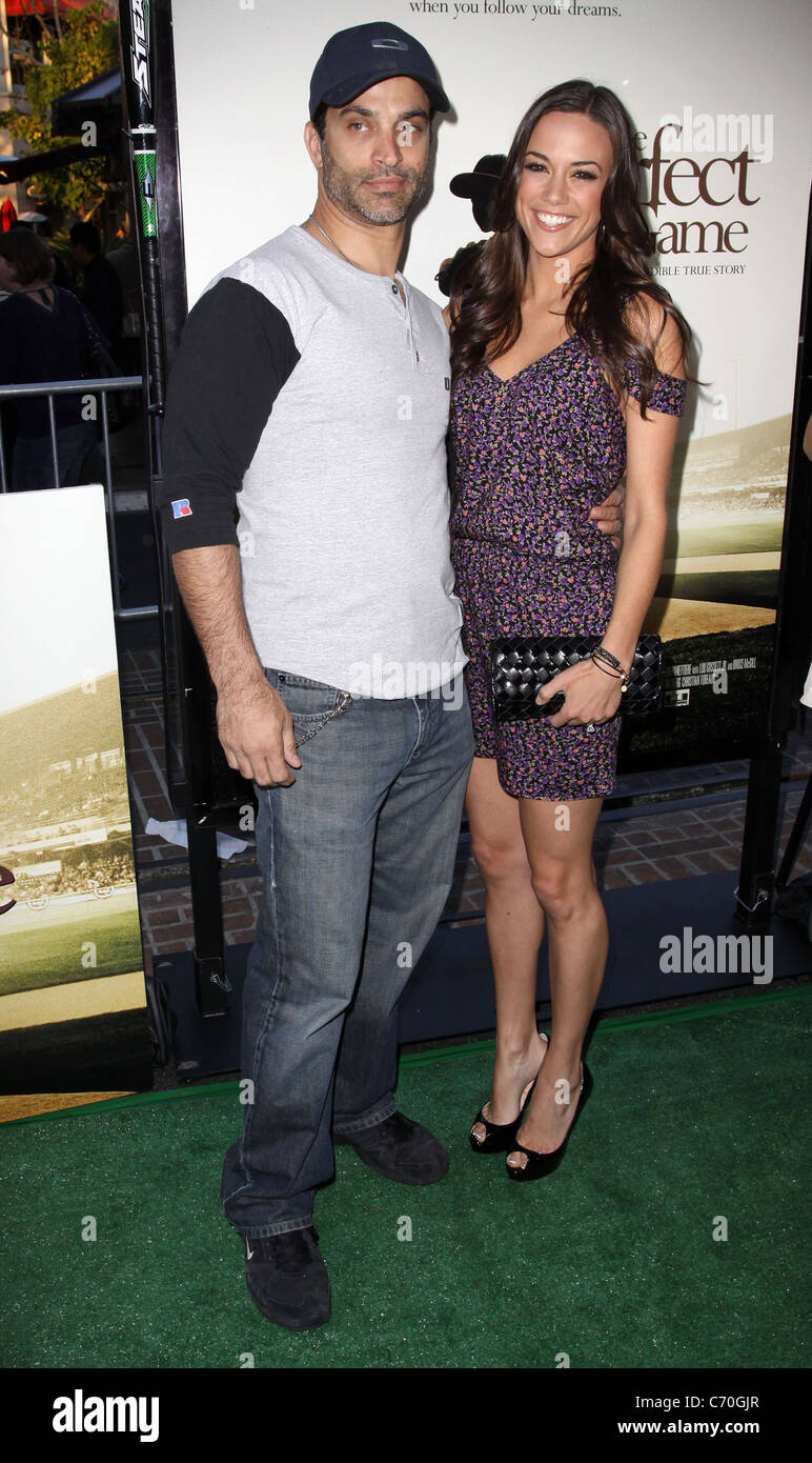 jana kramer and johnathon schaech stock photos amp jana