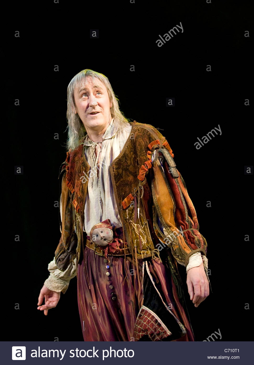 The Tempest by William Shakespeare, directed by Trevor Nunn - Stock Image